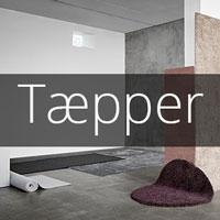 Løse tæpper afpassede tæpper