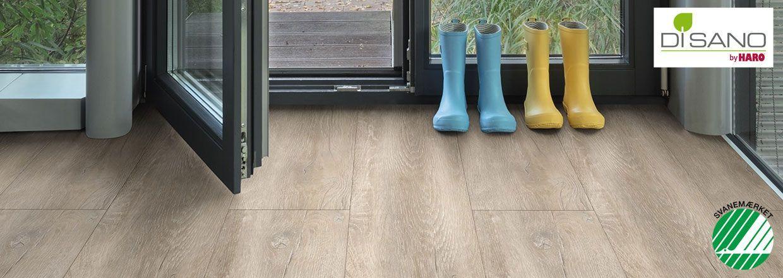Svanemærket gulv fra HARO