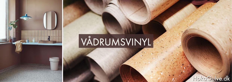 Vinylgulve godkendt til brug vådrum