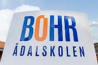 Tæppefliser på skole i Esbjerg