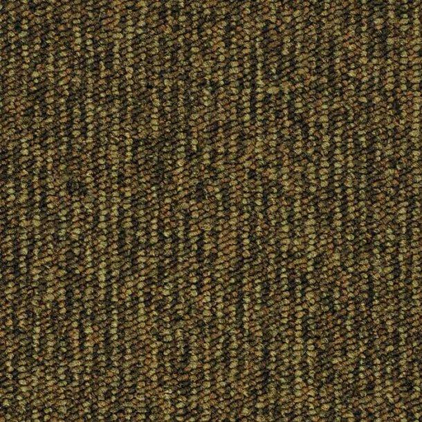 Tæppeflise armygrøn ege Contra Stripe Ecotrust