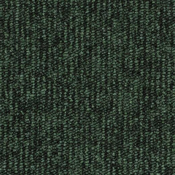 Tæppeflise flaskegrøn ege Contra Stripe Ecotrust