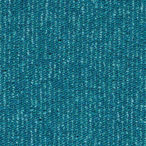 Tæppeflise ocean blå ege Contra Stripe Ecotrust