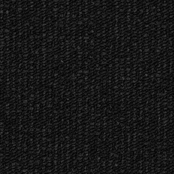 Tæppeflise sort ege Contra Stripe Ecotrust