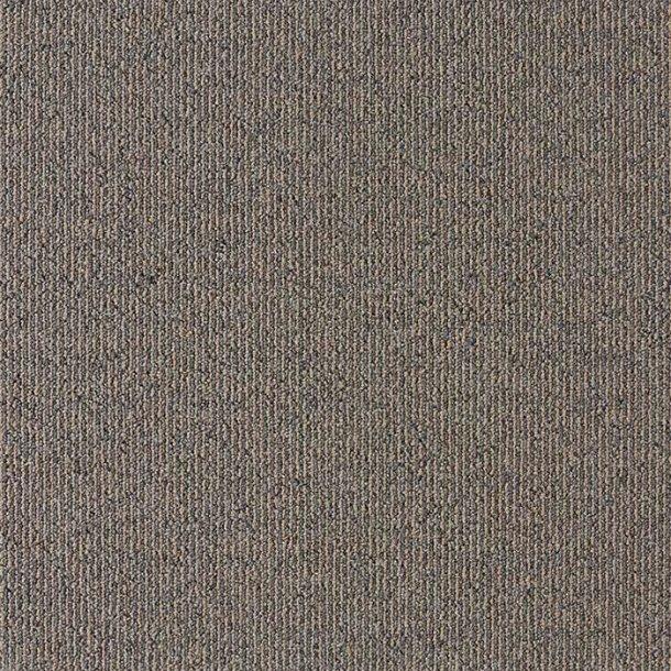 Tæppeflise beige ege Una Tempo Stripe Ecotrust