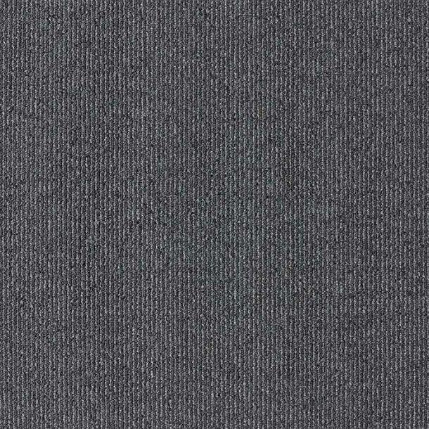 Tæppeflise lys grå ege Una Tempo Stripe Ecotrust