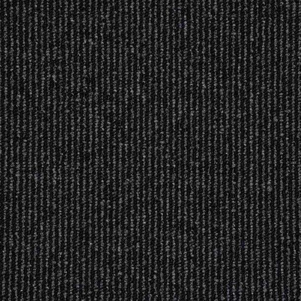 Tæppeflise grå ege Una Tempo Stripe Ecotrust