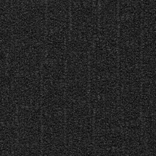 Tæppeflise mørk grå ege Una Tinta Ecotrust