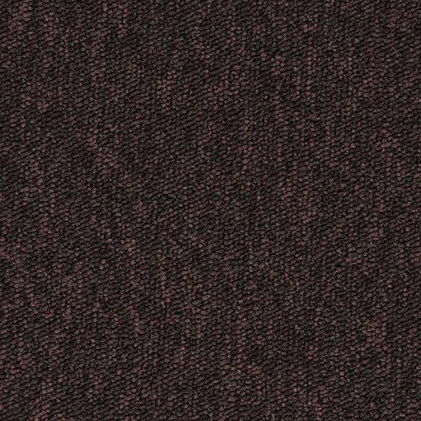 Tæppeflise mørk brun ege Contra Ecotrust