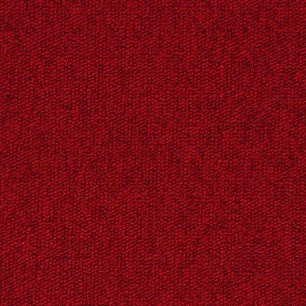 Tæppeflise rød ege Contra Ecotrust