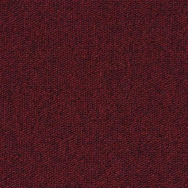 Tæppeflise brændt rød ege Contra Ecotrust