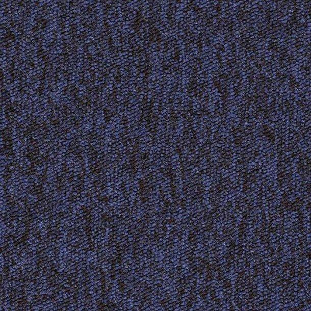 Tæppeflise blæk blå ege Contra Ecotrust