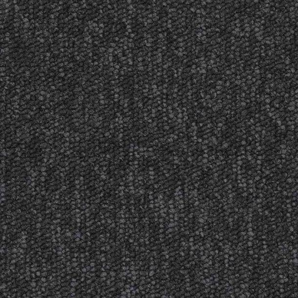 Tæppeflise stålgrå ege Contra Ecotrust