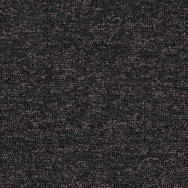 Tæppeflise sort brun ege Contra Ecotrust