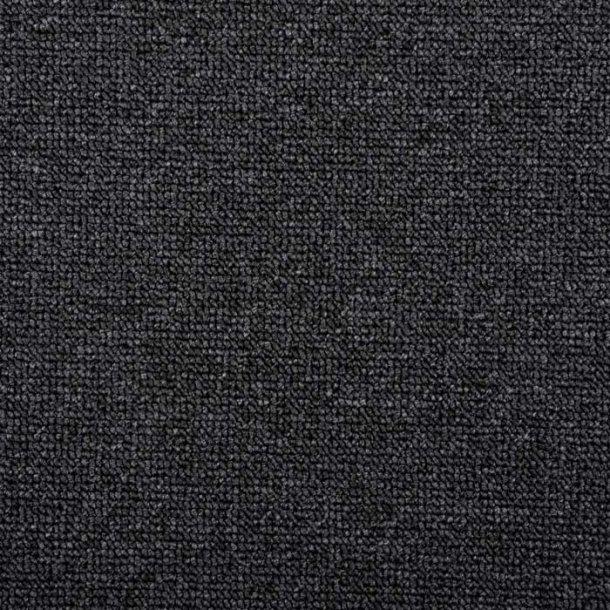 Gulvtæppe sort ege Cantana Loop