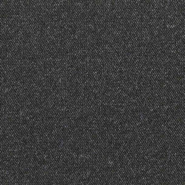 Gulvtæppe sort ege Cantana Pontos