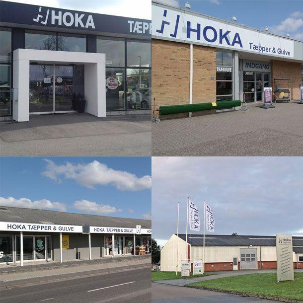 Hoka Tæpper og Gulve i Kolding, Vejle, Esbjerg og Sønderborg