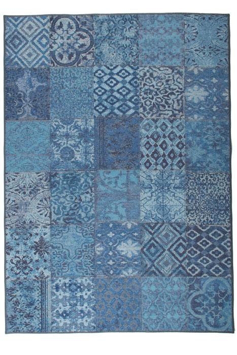Indigo blue I500 - Gobelin tæppe