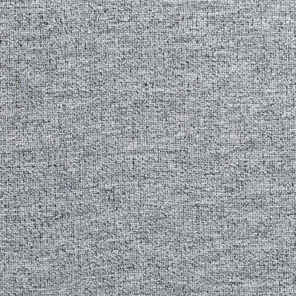 Gulvtæppe grå Migadan Torpedo