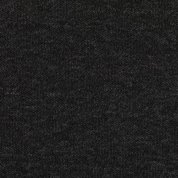 Gulvtæppe sort Migadan Turbo