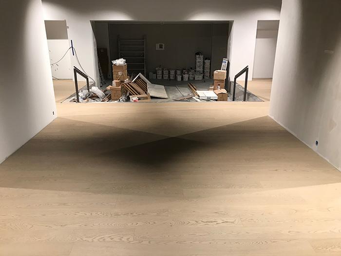 Hoka - gulve til butik