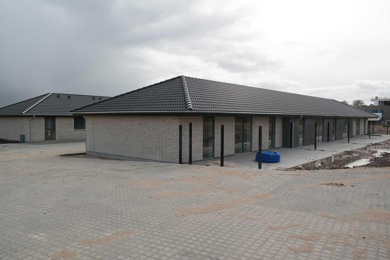 Projekt for eurodan-huse