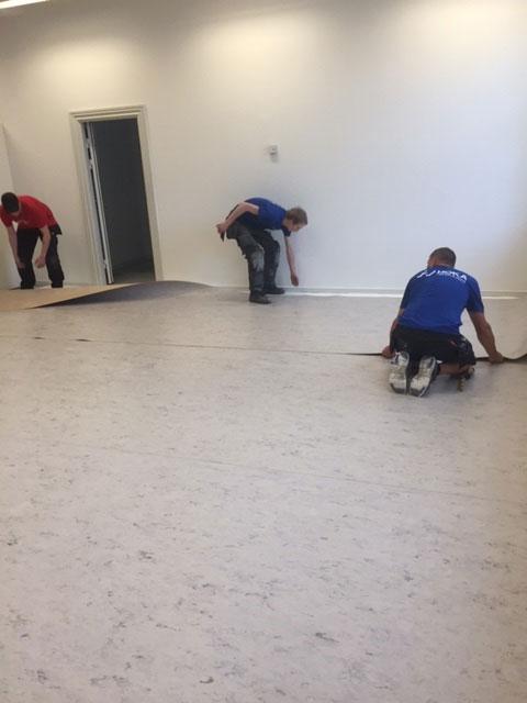 Hoka Esbjerg - professionelle gulvløsninger til erhverv