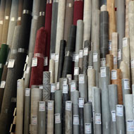 Outlet - billige tæpper, gulve og gardiner