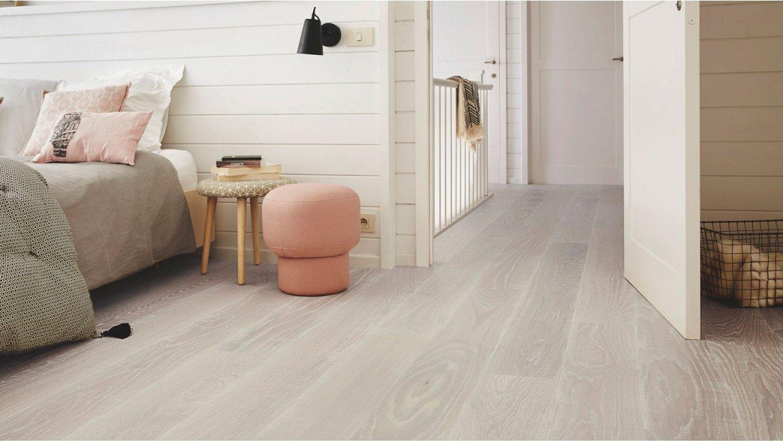 Smukke og slidst&aelig;rke gulve til din hverdag<br>
