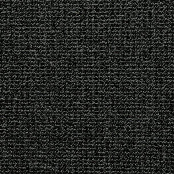 Gulvtæppe sort ege Cantana Square